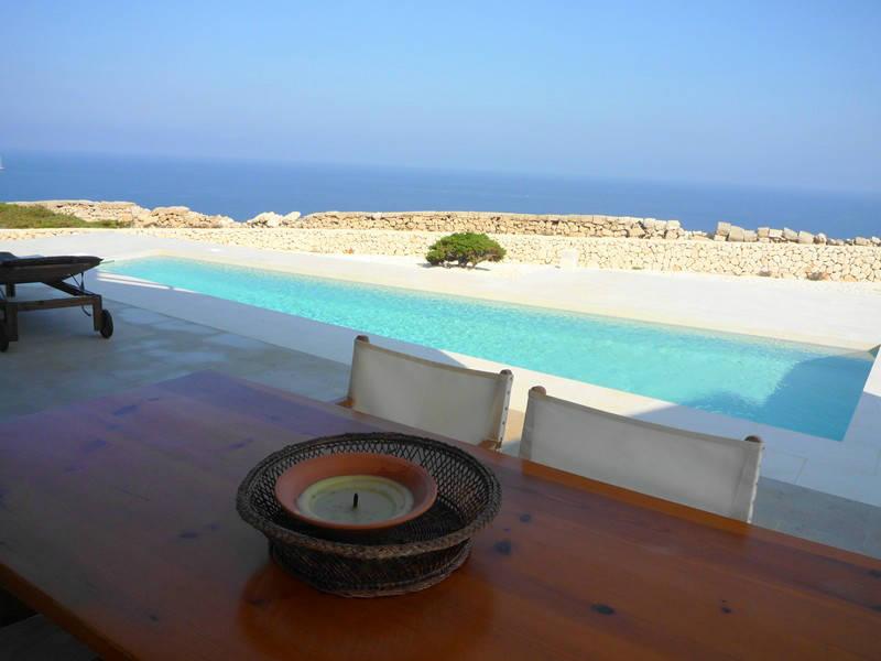 Villa Morell- piscina - villa de lujo