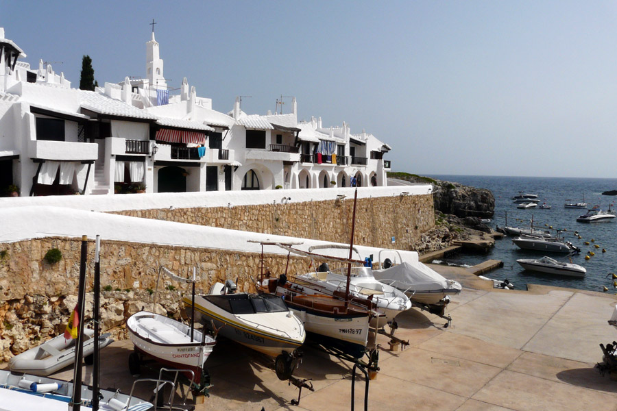 Binibeca encanto costero y villas de lujo en menorca el blog de mnk villas - Casas de lujo en menorca ...