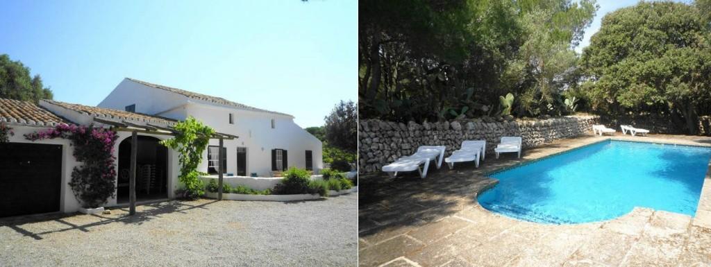 Cinco villas de lujo en menorca para disfrutar en familia el blog de mnk villas - Casas de lujo en menorca ...