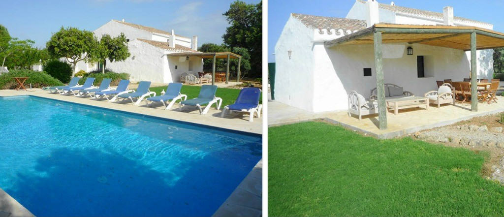 Villas en Menorca