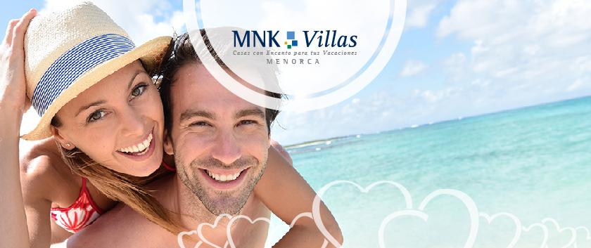 Regalo especial de San Valentín: ¡vacaciones en Menorca en 2017!