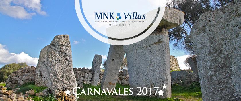 Carnavales de Menorca 2017: descubre la cultura talayótica más divertida