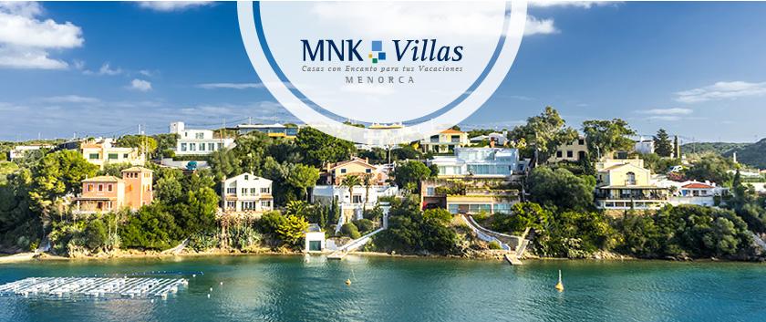 Villas para tus vacaciones en familia en Menorca en 2017