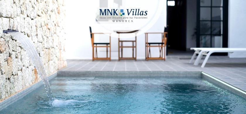 Casas de lujo con piscina en menorca para tus merecidas for Vacaciones en villas con piscina