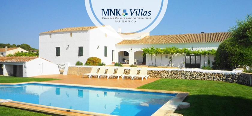 Casas de lujo con piscina en menorca para tus merecidas vacaciones - Casas de lujo en menorca ...