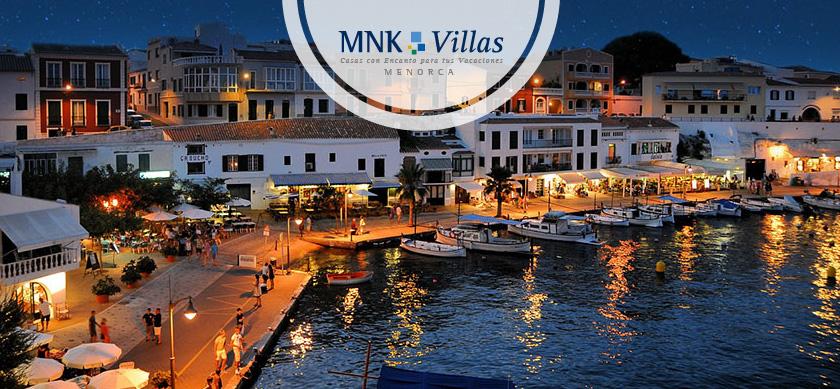 ocio nocturno en Menorca