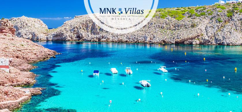 villas en Menorca para vacaciones