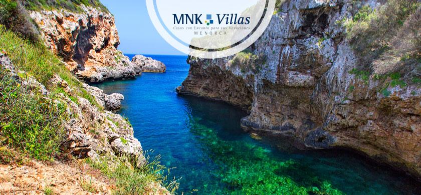 Cala Rafalet de Menorca