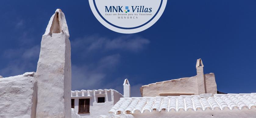 casas de vacaciones en Menorca