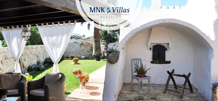 mejores casas en Menorca