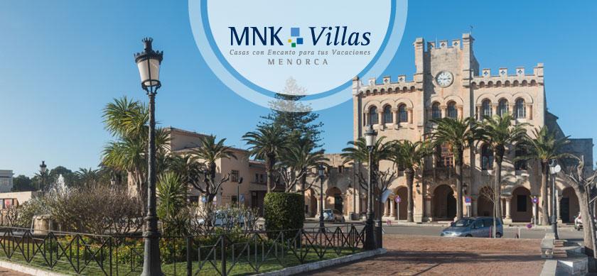 ueblos con encanto en Menorca