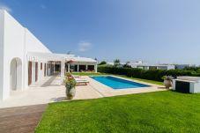 Villa in Cap d´en Font - Villa ES FAR